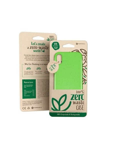 Capa Traseira Biodegradavel Para Apple Iphone 11 Pro Verde