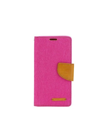 Capa Livro Horizontal Para Apple Iphone 11 Pro Rosa