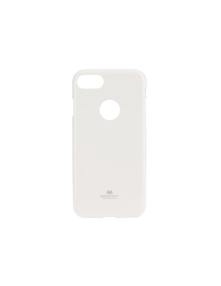 Iphone Capa Silicone Traseira Para Apple Iphone 6 Plus/6S Plus Branco Apple