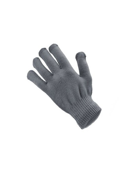 Touch Screen Glove Man Grey 22X12Cm