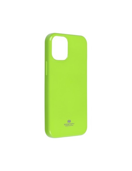 Iphone Capa Silicone Traseira Case Mercury Iphone 12 Mini Limão Apple