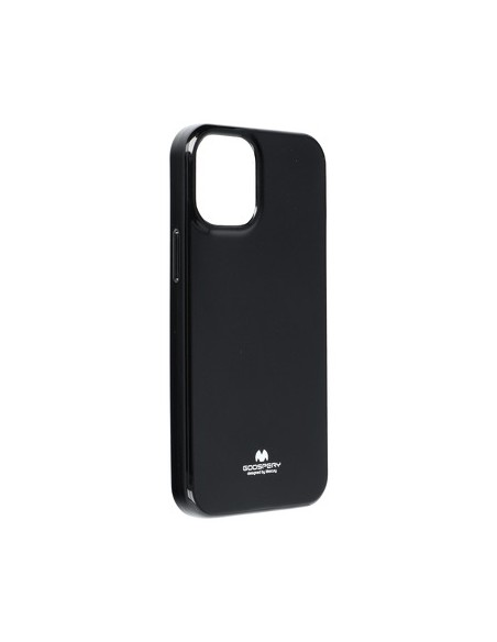 Iphone Capa Silicone Traseira Case Mercury Iphone 12 Mini Preto mod.21 Apple