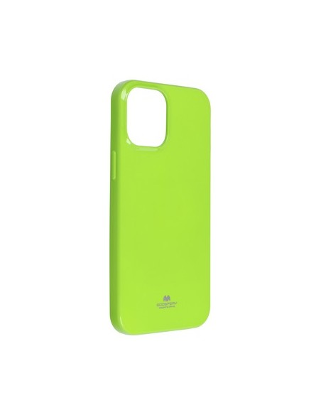Iphone Capa Silicone Traseira Case Mercury Iphone 12 Pro Max Limão Apple