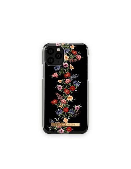 Iphone Ideal Of Sweden Do Iphone 11 Pro Max Escuro Floral Apple