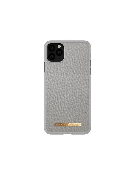 Iphone Ideal Of Sweden Iphone 11 Pro Max Saffiano Claro Grey Apple