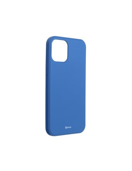 Iphone Capa Silicone Traseira Roar Colorful Case - Iphone 12 Pro Max Navy Apple