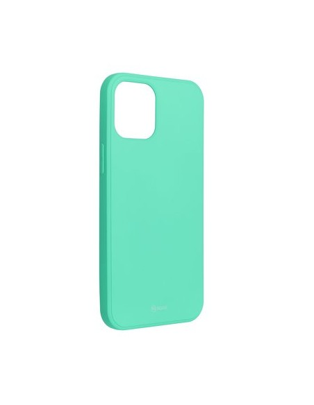Iphone Capa Silicone Traseira Roar Colorful Case - Iphone 12 Pro Max Menta Apple