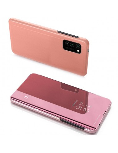 Capa Clear View Lmobile Galaxy Note 20 Ultra - Rosa l LMobile.pt