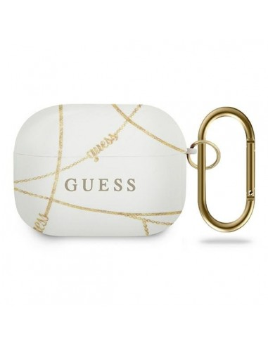 Capa Airpods Guess Airpods Pro - Branco l LMobile.pt