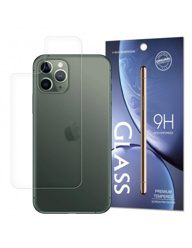 Película Normal Back 9H Screen Protector Iphone 11 Pro Max (Packaging – Envelope)
