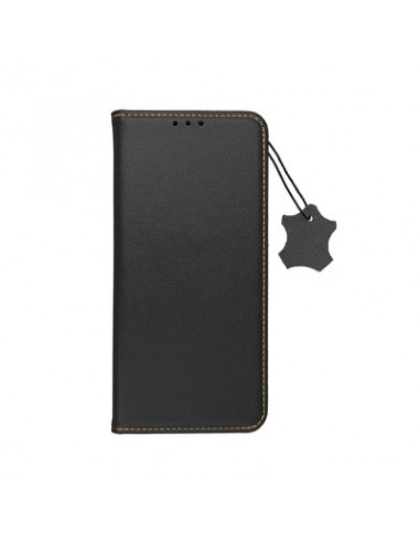 Capa Leather Forcell Smart Pro Samsung Galaxy A72 Lte (4G) Preto
