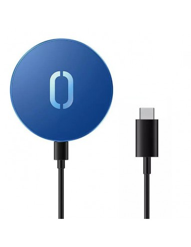 Cabo Joyroom Wireless Qi Charger 15 W Iphone (Magsafe Compatible) + Usb Cable Azul (Jr-A28)