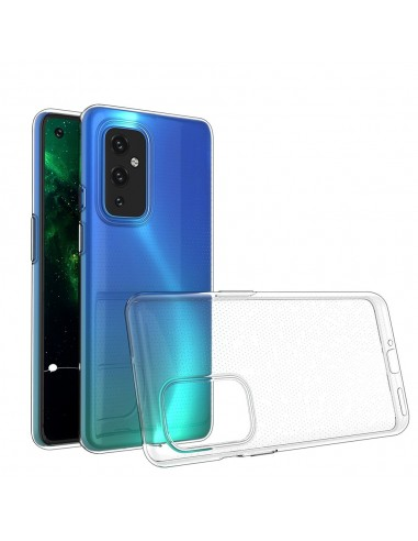 Capa Silicone Ultra Clear 0.5Mm Gel Oneplus 9 Transparente l LMobile.pt