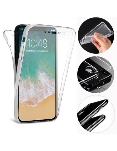 Capa 360 Lmobile Iphone Xs Max - Transparente l LMobile.pt