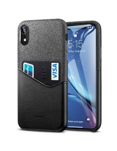 Capa Bolsa ESR Metro IPHONE XR - Preto
