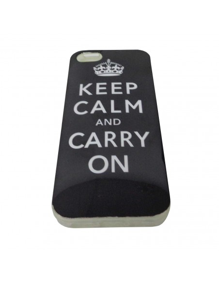 Capa Carry On Apple iPhone 5 / 5S / SE